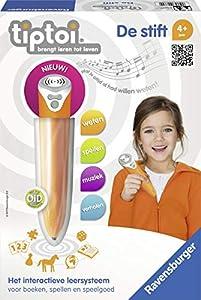 Ravensburger tiptoi 00 789 9 Preescolar Niño/niña Juego Educativo - Juegos educativos (Naranja, Preescolar, Niño/niña, 4 año(s), 99 año(s), Holandés)