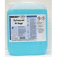 Linker Xyloquat H-Sept 10 Liter Sprühflächendekontamination Desinfektionsreiniger preisvergleich bei billige-tabletten.eu