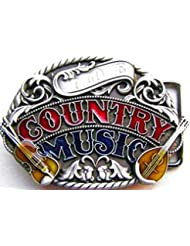 Boucle Country Music, Western - Buckle