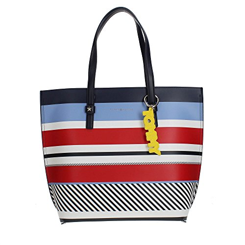 Tommy Hilfiger AW0AW05264 Tragetasche Damen Multicolor