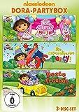 Dora-Partybox [3 DVDs]