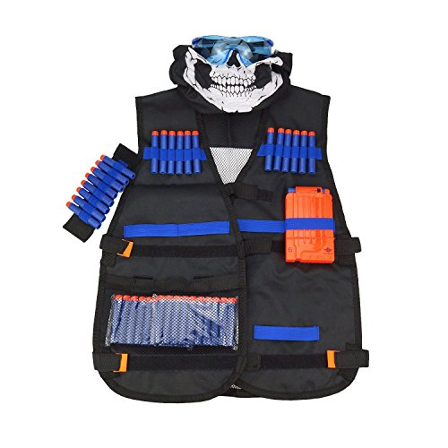 SODIAL giacca kit per nervo Guns NStrike serie
