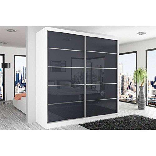 justhome-beauty-ix-armario-tamano-218-200-60-cm-color-blanco-mat-negro-brillante