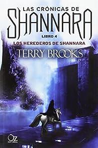 Los herederos de Shannara par Terry Brooks