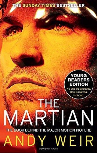 Portada del libro The Martian: Young Readers Edition by Andy Weir (2016-05-03)