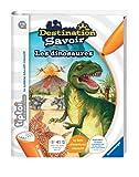 Ravensburger - 00599 -  Jeu Éducatif Électronique  - Tiptoi - Livre - Destination Savoir Dinosaures Tiptoi, Lecteur Stylo non inclus