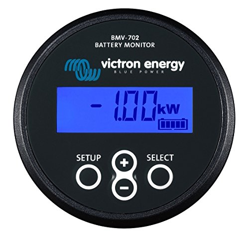 Victron Energy Victron Batterie Monitor Bmv-702 Black, 1 Stück, BAM010702200 -