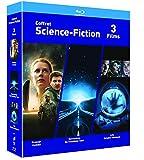 COFFRET SCIENCE-FICTION Blu-ray - Premier Contact / Rencontres du 3e Type / Life : Origne Inconnue - Exclusif Amazon