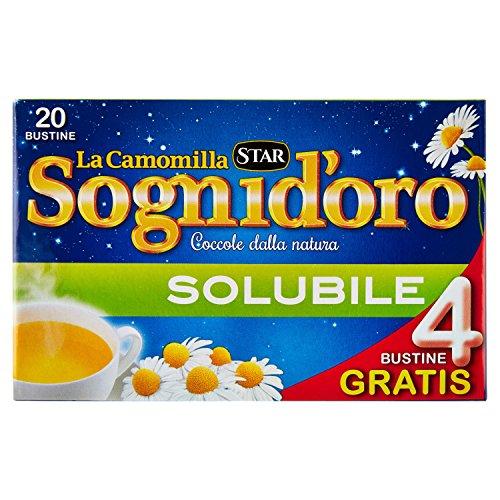 Sognid'oro estratto zuccherati di matricaria camomilla solubile - 100 gr