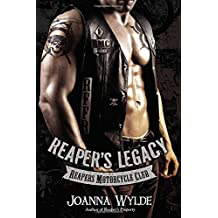 Reaper's Legacy (Reapers Motorcycle Club) by Joanna Wylde (2014-01-28)