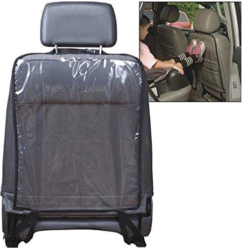 Unbekannt Auto, Custodia, per seggiolino auto paraschiena Kick Mat trasparente impermeabile Wash Free Custodia protettiva universale per bambini dei bambini più piccoli, 1pack, taglia unica