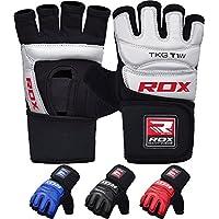 RDX Taekwondo WTF Guantes Entrenamiento Karate TKD Artes Marciales Sparring Combat Grappling Protección las Manos