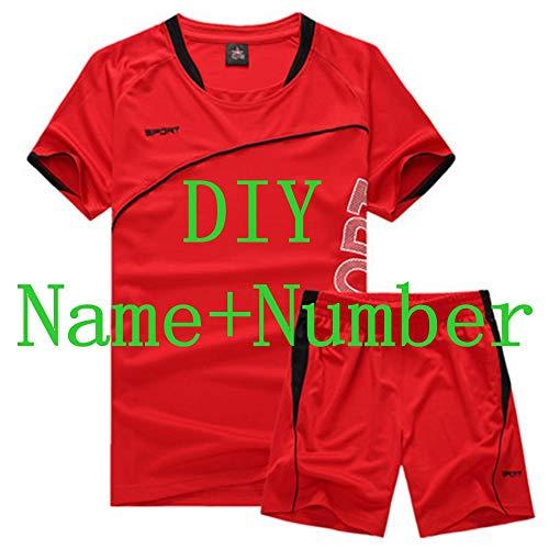 Boflision pullover da calcio completo da calcio completo da uomo,felpe da calcio,camicie da calcio,divise da bambino,divise da allenamento,personalizzate,bambino l
