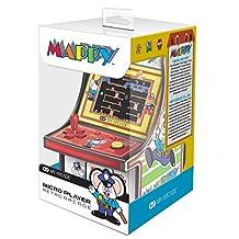 Mappy 6 Inch Collectible Retro Micro Player