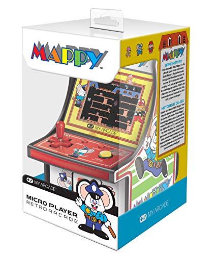 6 Zoll Collectible Retro Mappy Micro Player -