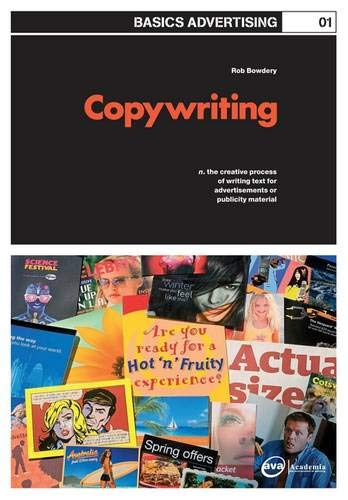 Basics Advertising 01: Copywriting por Robert Bowdery