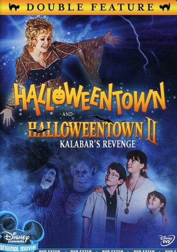 oweentown II: Kalabar's Revenge (Double Feature) [US Import] (Halloween Town Dvd)