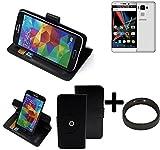 TOP SET: 360° Schutz Hülle Smartphone Tasche für Archos