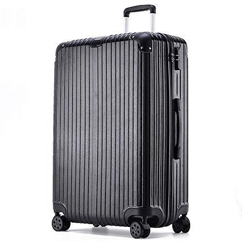 XDD Koffer 26 inchTravel Trolley Koffer ABS + PC Geschäft große Kapazität wasserdichte Gepäck männlich und weiblich Passwort stumm Bordgepäck Geeignet für Business Travel Academy,D