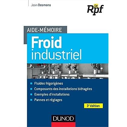 Extrêmement Télécharger Aide-mémoire du froid industriel - 3e édition PDF  GR56