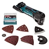 Makita DTM51ZJX7 18 V Multi-Tool Cordless with Accessories in Makpac Case