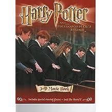 Harry Potter (Movie)- 3-D Movie Book(Pb)