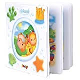 Simba Cotoons Bath Book, Multi Color - Best Reviews Guide