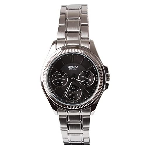 51z7Rarty%2BL. SS510  - Casio LTP 2088D 1AVDF A933 Enticer Women watch