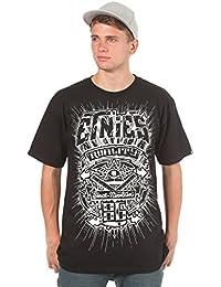 Etnies - T-shirt - Logo - Col Ras Du Cou - Manches Courtes - Homme