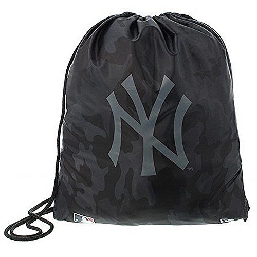 Sàc De Sport Gymsack New Era – MLB New York Yankees gris/multicolore