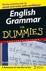 English Grammar for Dummies by geraldine woods (2006-08-01)