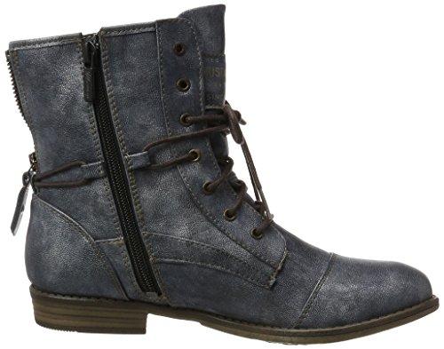 Mustang Damen 1157-551-820 Stiefel Blau (Navy)