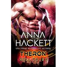 Theron: Scifi Alien Invasion Romance (Hell Squad Book 12)