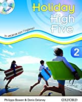 High five on holiday. Student book. Con espansione online. Con CD. Per la Scuola media: 2