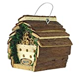 Insecto de la abeja // Bug/Hotel de la casa/de la caja de refugio para el jardín, césped, pack de 1