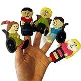 Disabled Finger Puppets