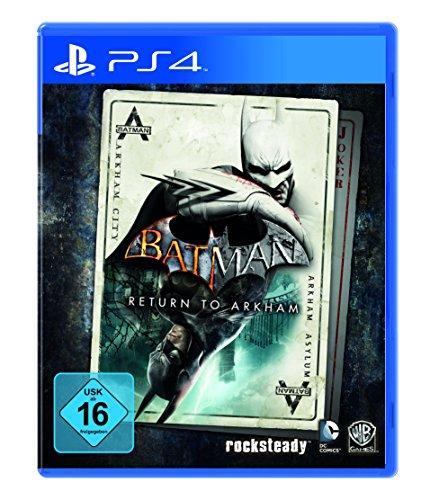 Batman: Return to Arkham - [PlayStation - Ps4 Top-spiele