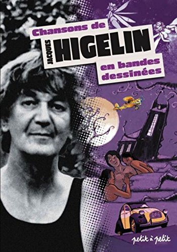 Chansons de Higelin en bandes dessinées