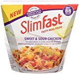 SlimFast 250g Sweet and Sour Chicken Noodles (Pack of 3)