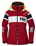 Helly Hansen Damen Trainingsjacke W Salt Jacket, Rot (Rojo 162), Large