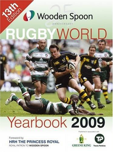 Wooden Spoon Rugby World Yearbook 2009 (General Books) by Ian Robertson (2008-10-06) par Ian Robertson