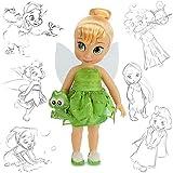 Disney Poupée Animator Fée Clochette