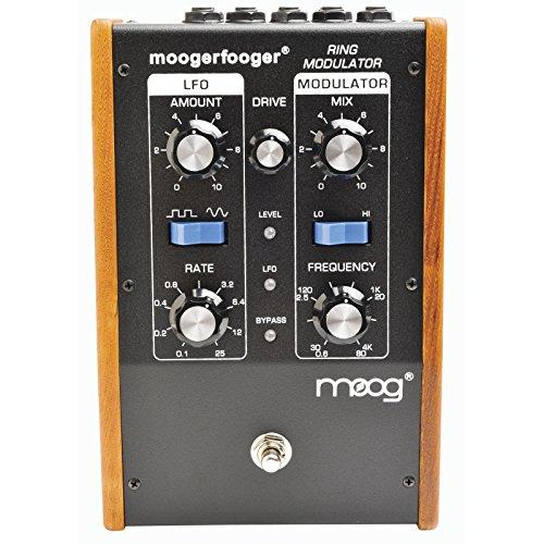 Moog Moogerfooger MF-102 Ring Modulator · Pedal guitarra eléctrica