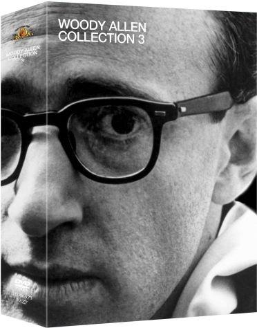 Woody Allen collection, Vol.3 : September / Bananas / Tout ce que...