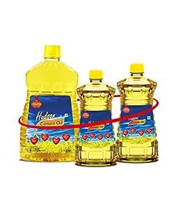 Hudson Canola Oil 5L, with Free 2L