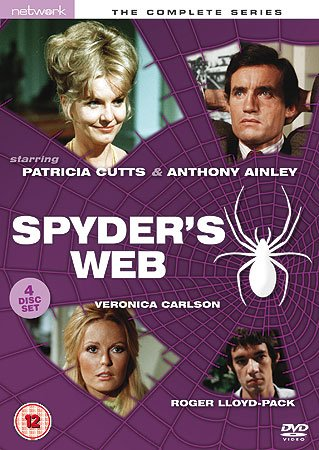 spyders-web-the-complete-series-dvd
