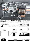 Produktbild von Richter 33/185 96 (DE) Innenraum Set Lada Samara 7