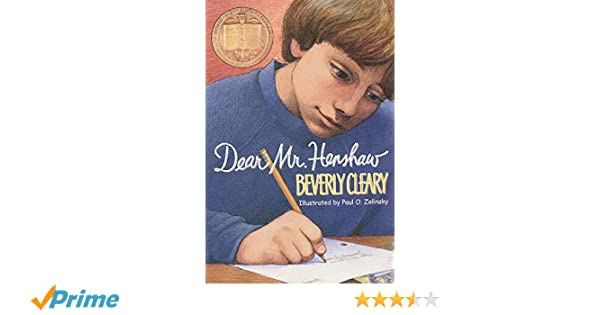 Buy Dear Mr  Henshaw Book Online at Low Prices in India