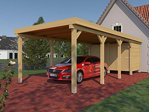 Kiehn-Holz mit Geräteraum