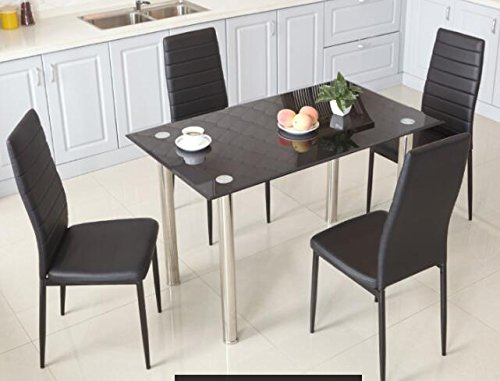 furniturer-dining-chair-set-of-4-elegant-design-pu-high-back-leather-dining-side-chairs-seats-kitche